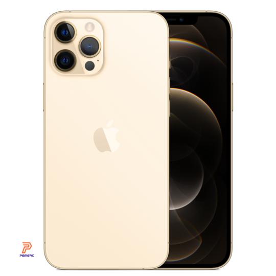 Image of iPhone 12 Pro Max - 6GB Ram +128GB ROM - Single Sim - Gold