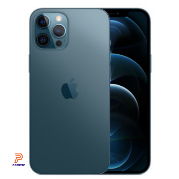 Image of iPhone 12 pro 128gb single sim - Pacific blue