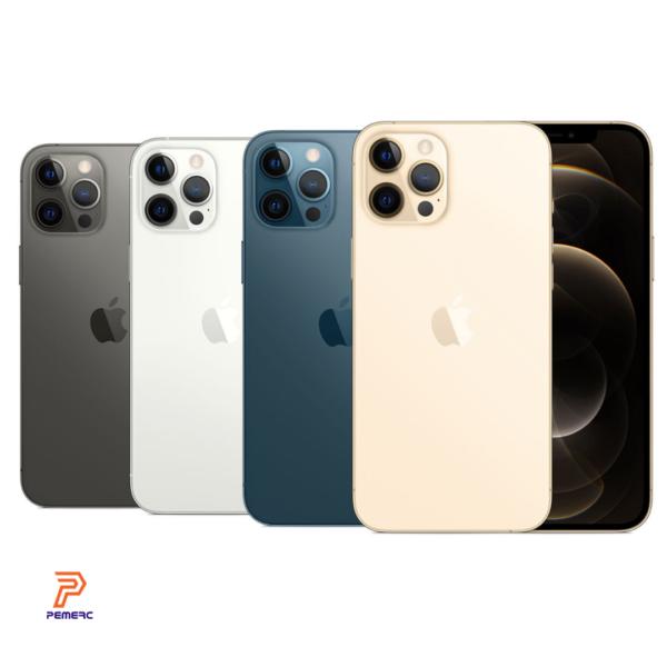 Image of iPhone 12 pro - 6GB RAM + 128GB ROM - Single Sim (Nigeria) - 2 Years Warranty