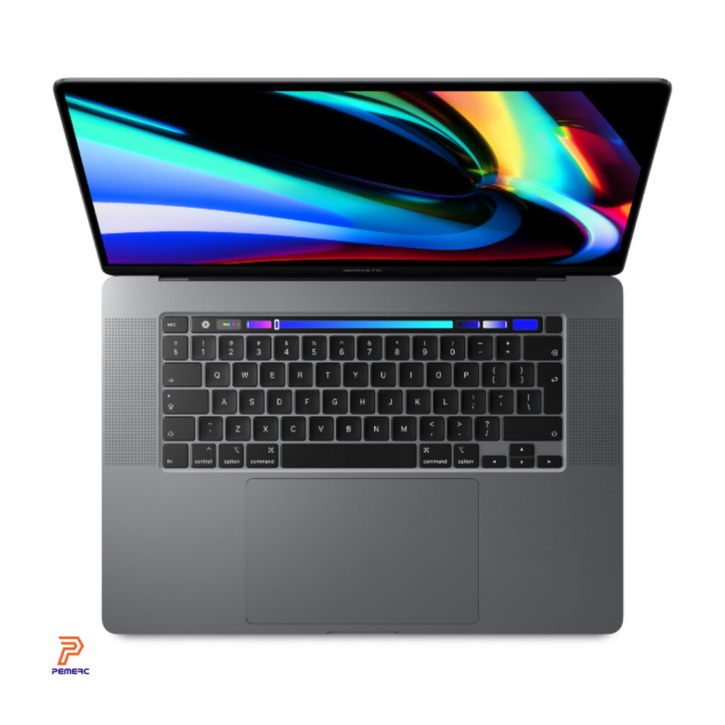 MacBook Pro 16 2019 - Aerial view